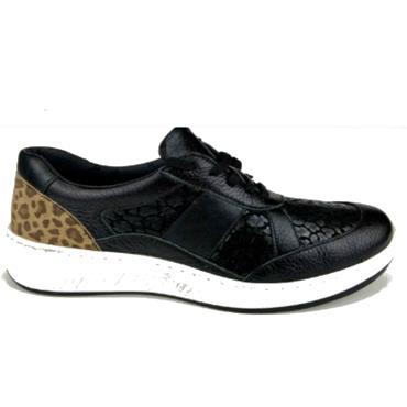 Softmode Rachel Shoe-BLACK