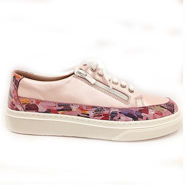 Softmode Reno Casual Shoe-Pink