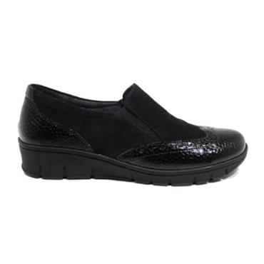 - Softmode Sadie Slip On Shoe - BLACK