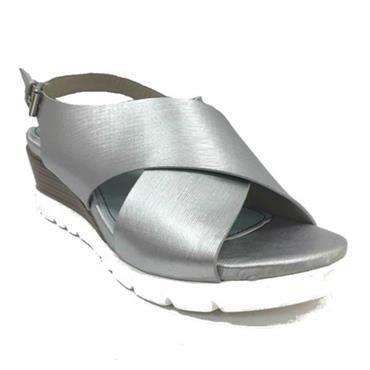 SALDE ZANNI SANDAL-Silver