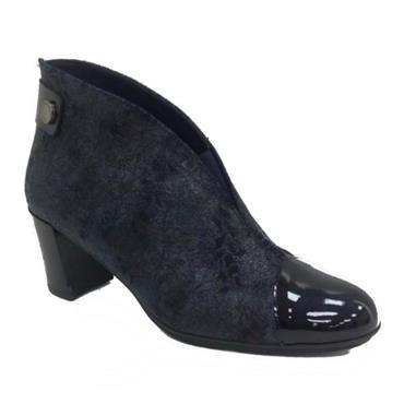 - Hispanitas Sarah Ankle Boot - BLUE