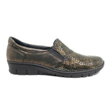 - Softmode Sierra Slip On Shoe - BRONZE