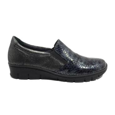 - Softmode Sierra Slip On Shoe - PEWTER