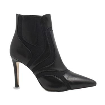 SOS UNA HEALY BOOT-BLACK
