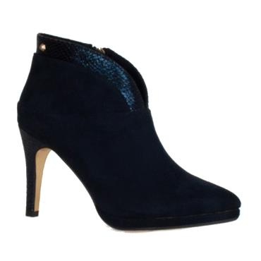 KATE APPLEBY SOUTHROP BOOTS-Navy