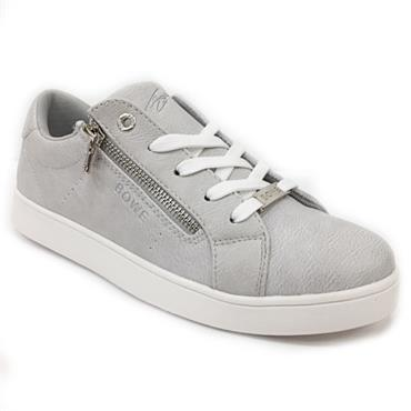 TOMMY BOWE SPENCE CASUAL SHOE-Grey