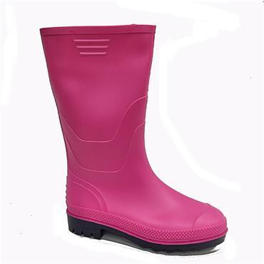 Splash Ladies Wellie-Pink