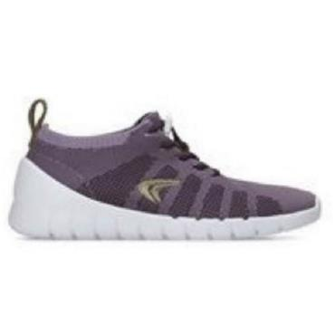 Clarks Sprint Aero.-Purple Combi