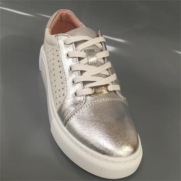 KATE APPLEBY STOKE CASUAL SHOES-Silver