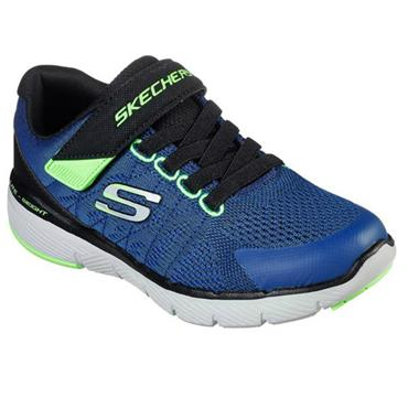 TRANSVERT SKECHERS TRAINER-ROYAL