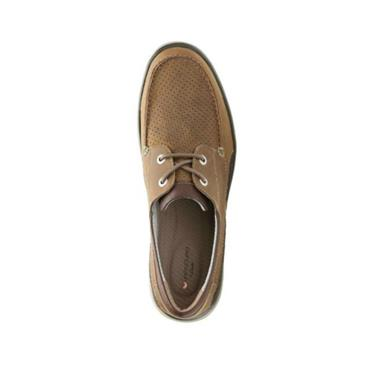 - Clarks Un Abode Step - Dark Tan Lea
