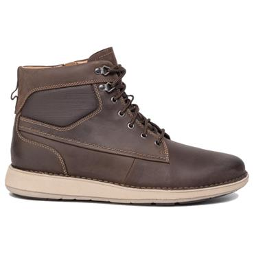 CLARKS UN LARVIKPEAK2 BOOT-BROWN