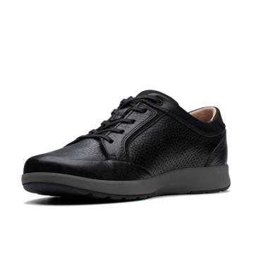 Clarks Un Trail Form-BLACK