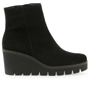 UTOPIA BOOT GABOR 93.780-Black Sde