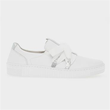 Gabor Waltz Casual Shoe-White