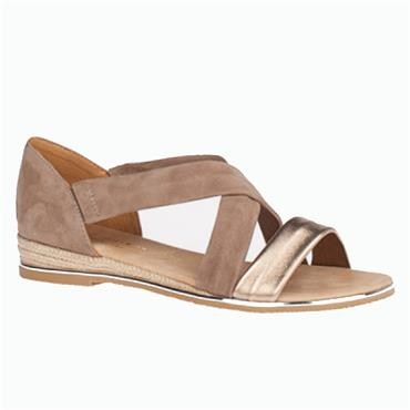 KATE APPLEBY WATLING SANDAL-TAUPE