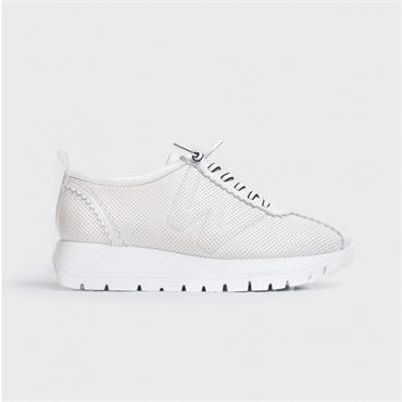 WONDERS WILLER CASUAL SHOE-White