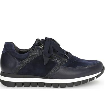 GABOR WILLETT 56.438 TRAINER-Navy