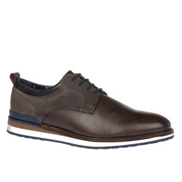 Brent Pope Winton Shoe-Grey