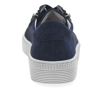 - Gabor Wisdom 43.334 Casual Shoe - Bluette