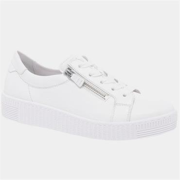 Gabor Wisdom 43.334 Casual Shoe-White