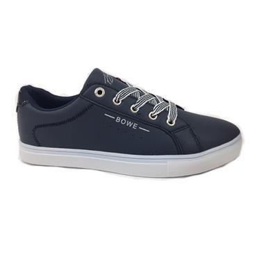 Tommybowe Woodman Casual Shoe-NAVY