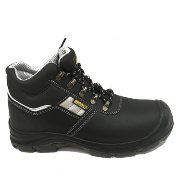 IMPACT SAFETY WORKER SAFETY BOOT-BLACK