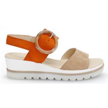 Gabor Yeo 44.645 Sandal-ORANGE