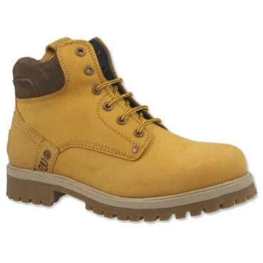 WRANGLER YUMA LACE BOOT-HONEY