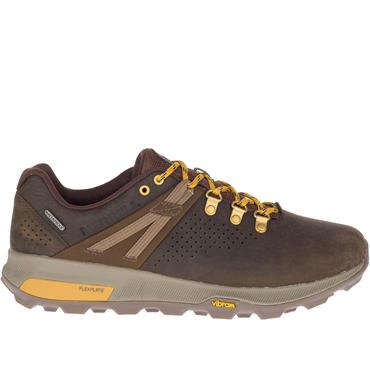 MERRELL ZION PEAK WP-BROWN