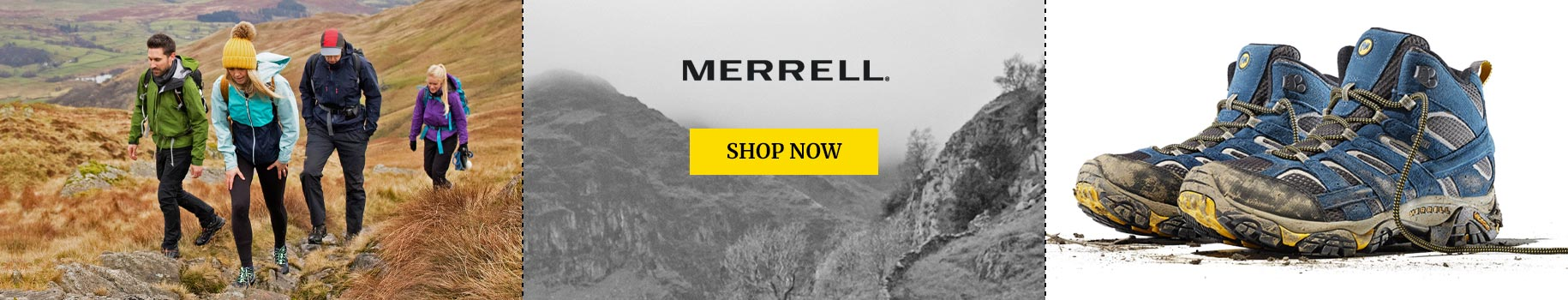 Merrell at Phillips Shoes - Shop Now