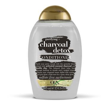 Organix Purifying Charcoal Detox Conditioner 385ml