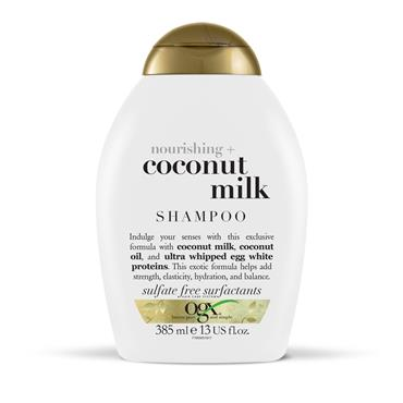 Organix Nourishing Coconut Milk Shampoo 385ml