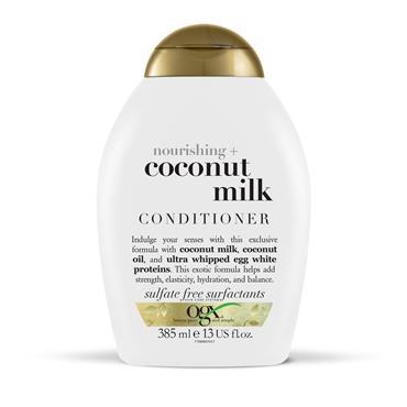 Organix Nourishing Coconut Milk Conditioner 385ml
