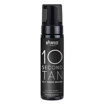 BPerfect 10 Second Self Tanning Mousse Ultra Dark Mango 200ml