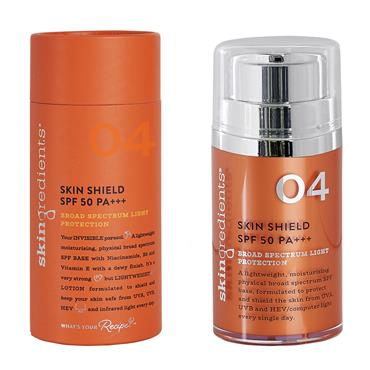 Skingredients Skin Shield SPF 50ml