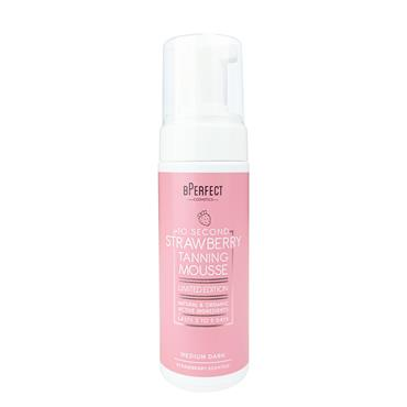 BPerfect 10 Second Strawberry Tanning Mousse Medium Dark 200ml