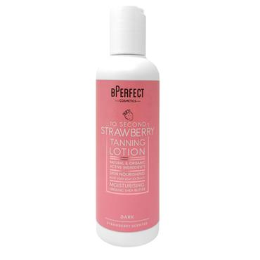 BPerfect 10 Second Strawberry Tanning Lotion Dark 200ml