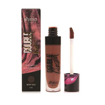 BPerfcet Double Glazed High Shine Lip Gloss Berry Bad 7ml