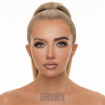 BPerfect Indestructi Brow Lock & Load Eyebrow Pomade & Powder Duo Brown