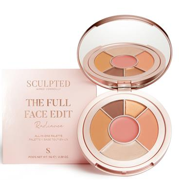 Sculpted By Aimee Full Face Edit All In One Palette Radiance