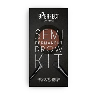 BPerfect Semi Permanent Brow Kit Irid Brown