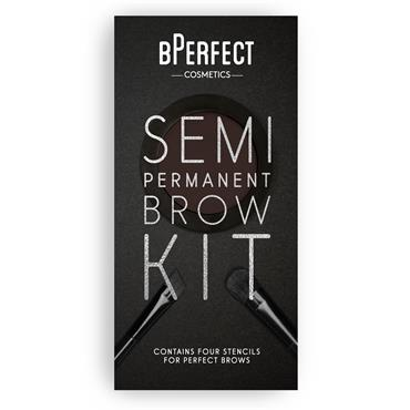 BPerfect Semi Permanent Brow Kit Charcoal
