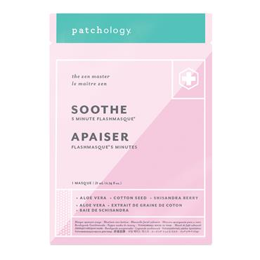 Patchology Flashmasque Soothe Single Pack