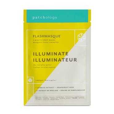 Patchology Flashmasque Illuminate Single Pack