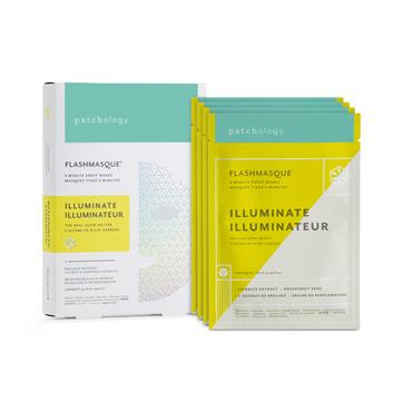 Patchology Flashmasque Illuminate 4 Pack