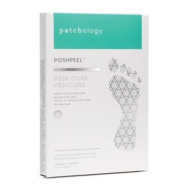 Patchology Poshpeel Pedicure Treatment Single Pack