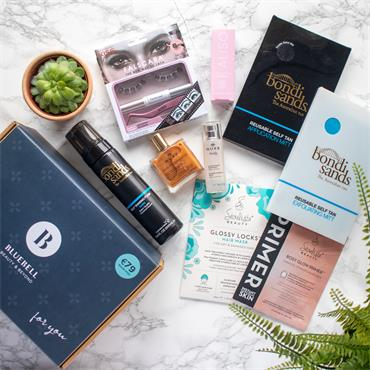 Bluebell Beauty & Beyond Box
