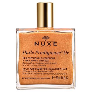Nuxe Huile Prodigieuse Multi Purpose Dry Oil Golden Shimmer 50ml