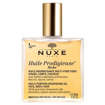 Nuxe Huile Prodigieuse Riche Multi-Purpose Dry Oil 100ml